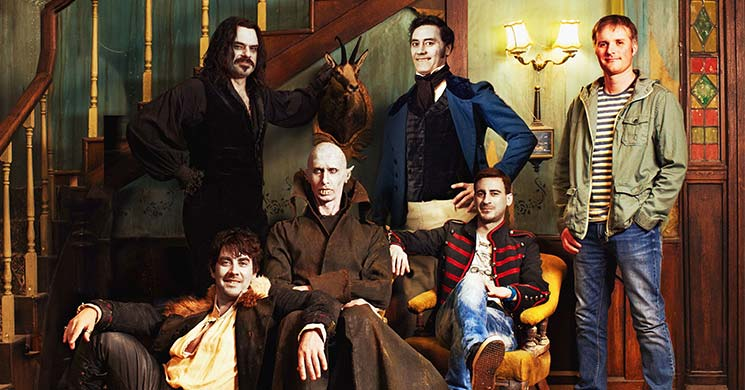 Vita da vampiro - What We Do in the Shadows - Recensione