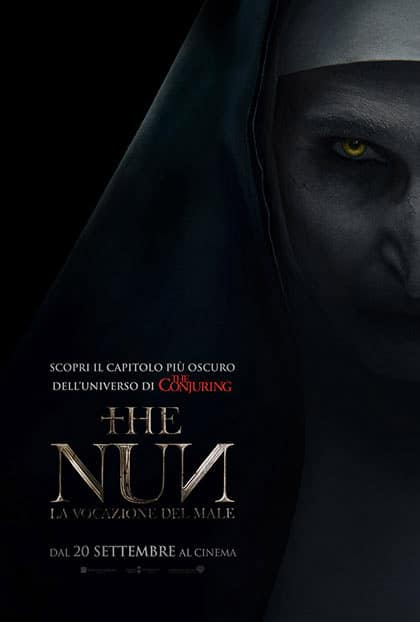 The Nun - Locandina