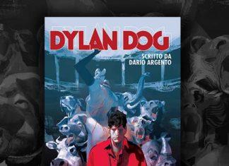 Dylan Dog scritto da Dario Argento
