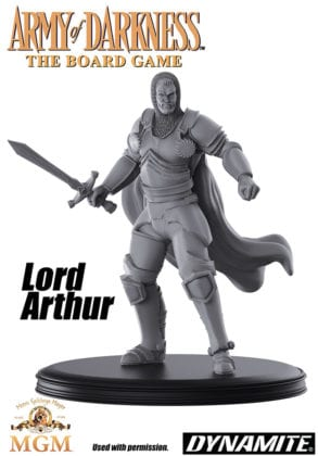 Army of Darkness - Board game - Arthur