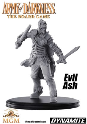 Army of Darkness - Board game - Evil Ash