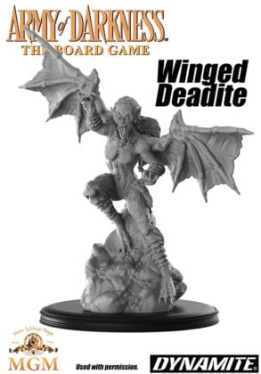 Army of Darkness - Board game - Wing-Deadite