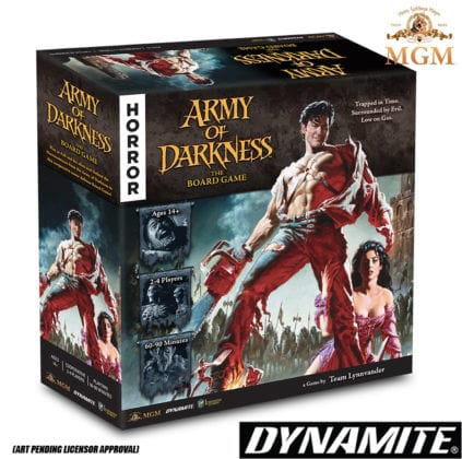 Army of Darkness - Board game