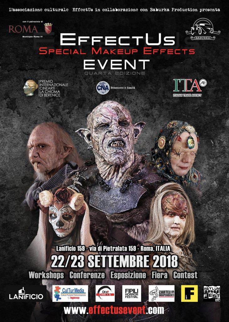 EffectUs 2018 poster