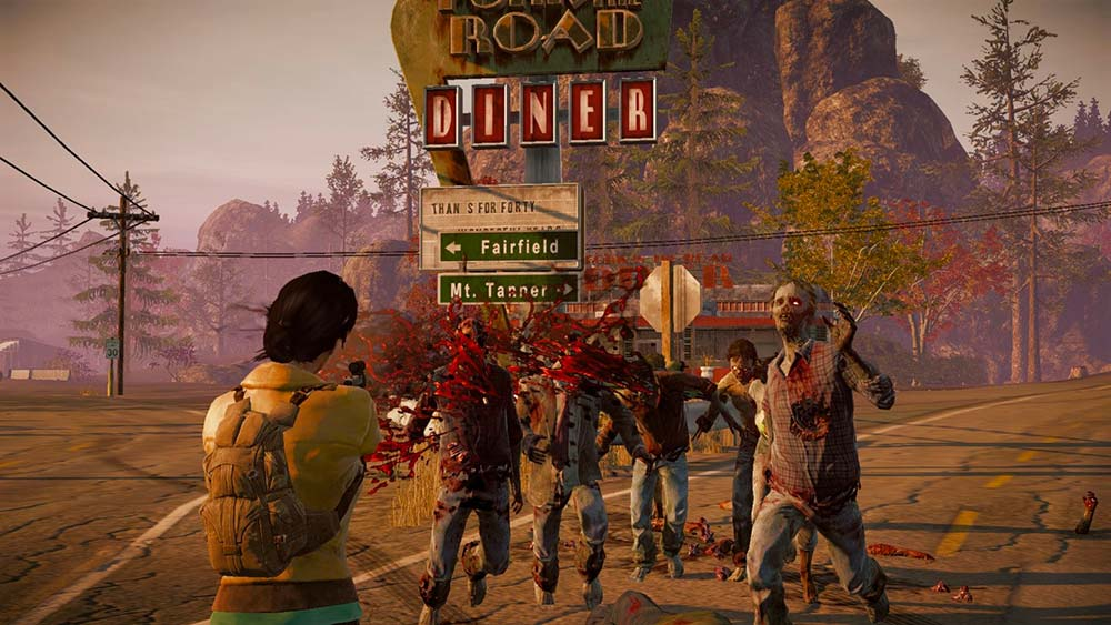 State Of Decay 2 - gameplay