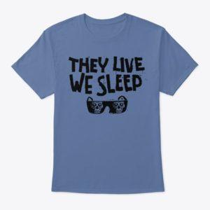 Essi vivono t-shirt