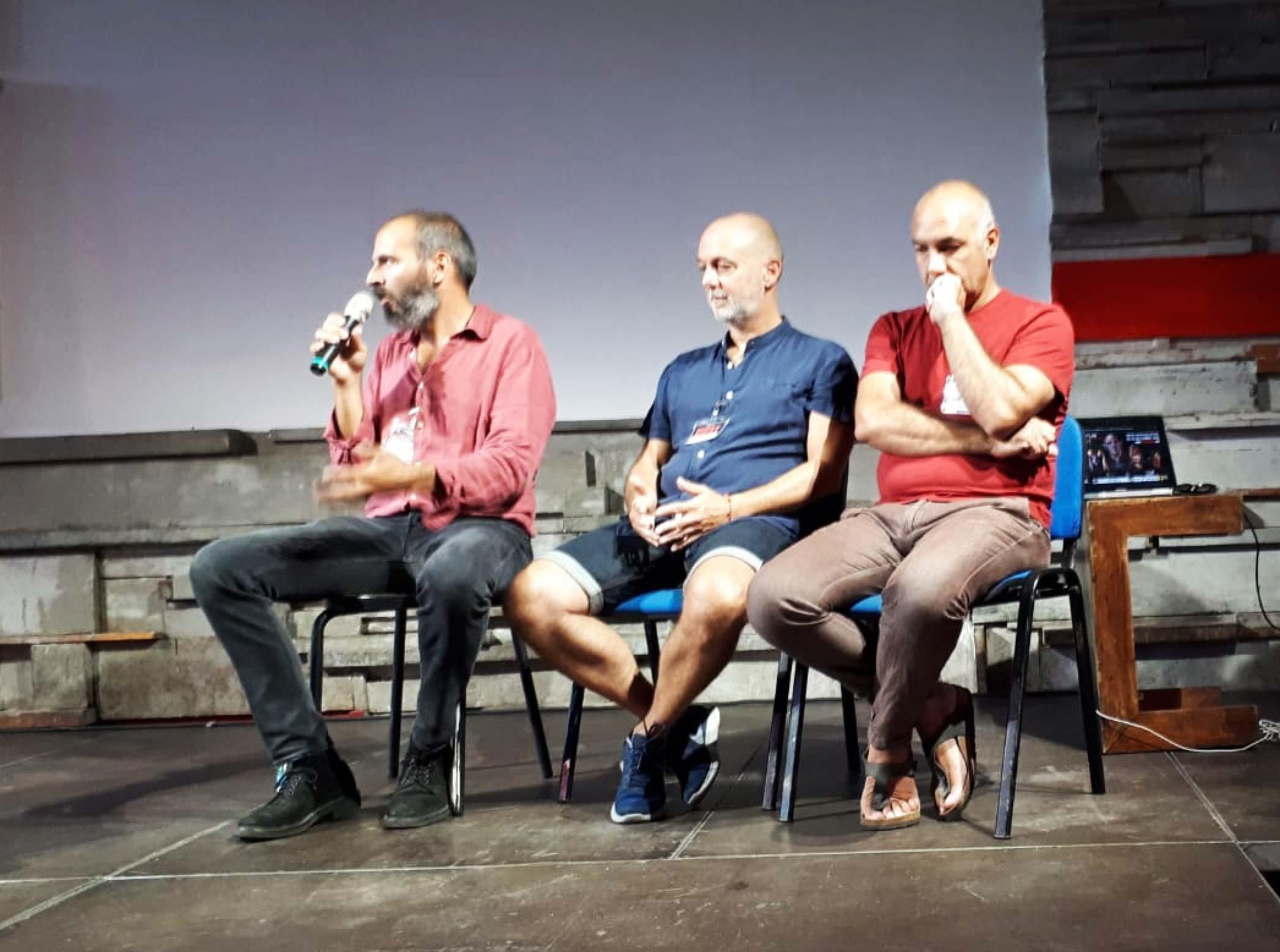 Conferenza sul trucco cinematografico - EffectUs 2018
