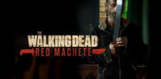 The Walking dead Red Machete completo