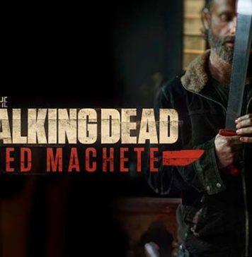 The Walking dead Red Machete completo