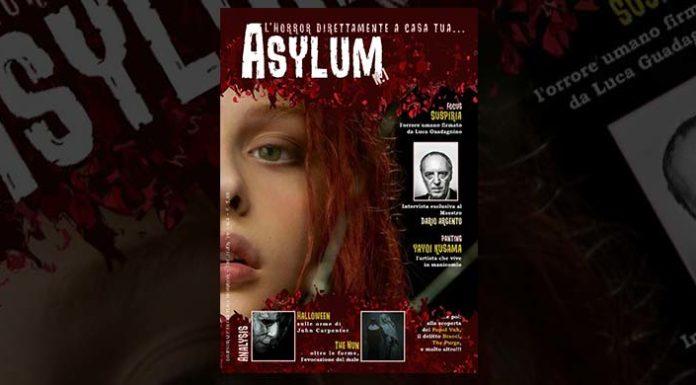 Asylum - rivista horror
