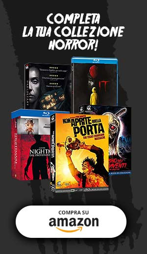 dvd blu-ray film horror su Amazon