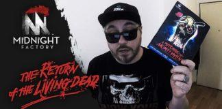 unboxing de Il Ritorno Dei Morti Viventi Midnight Classics Limited Edition