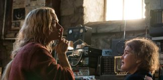 Sequenza tratta dal film A Quiet Place
