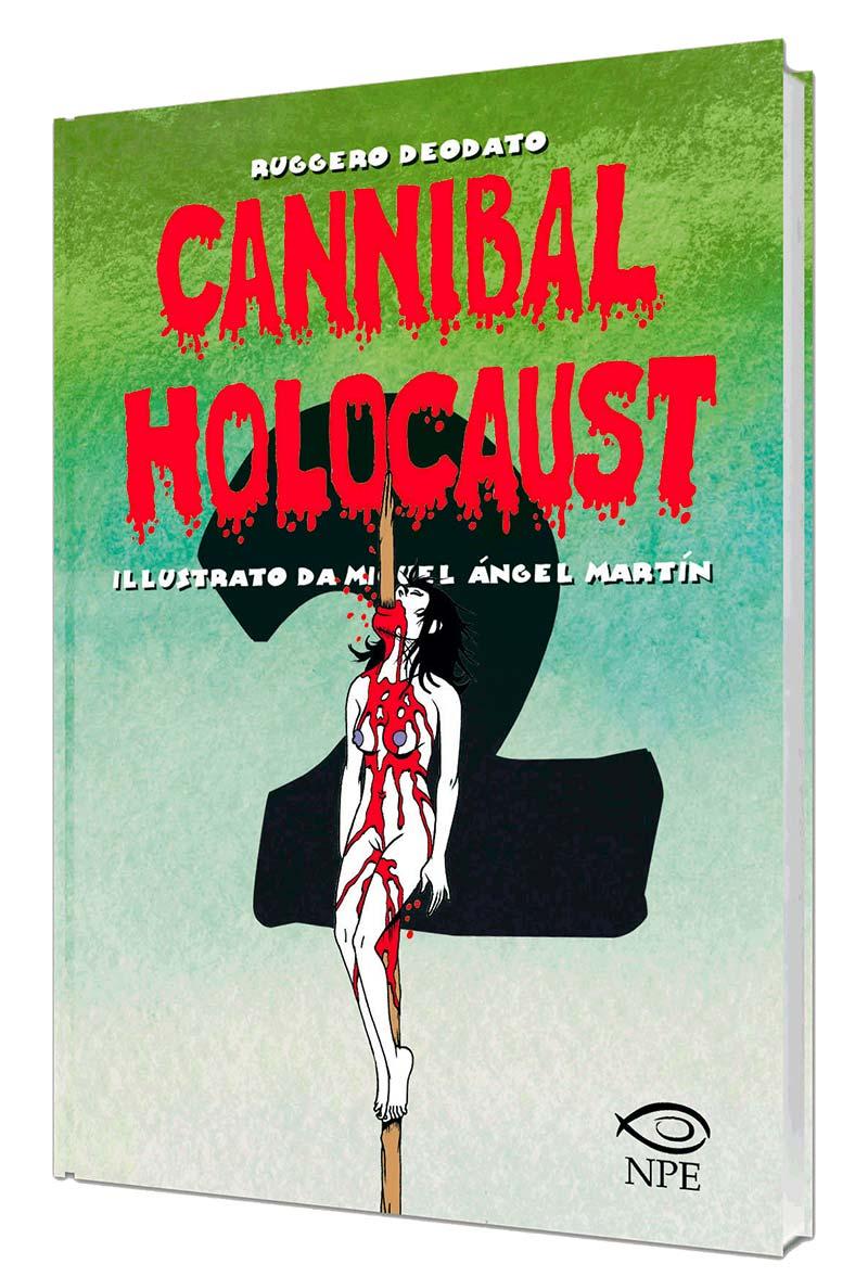 Cannibal Holocaust 2 - Copertina