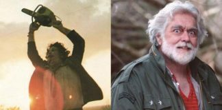 Leatherface e Gunnar Hansen