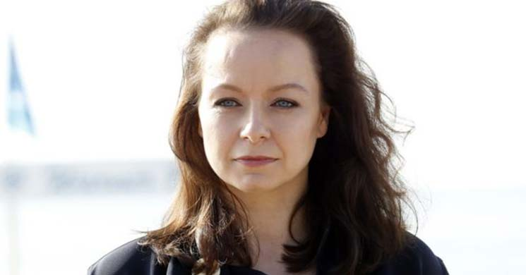 Samantha Morton - Alpha leader dei Sussurratori