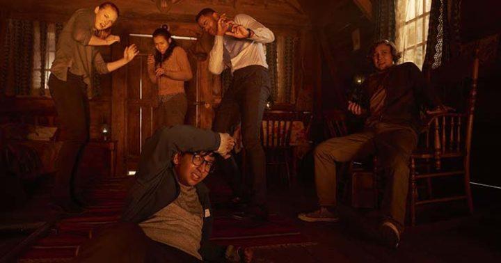 Escape Room - Scena del film