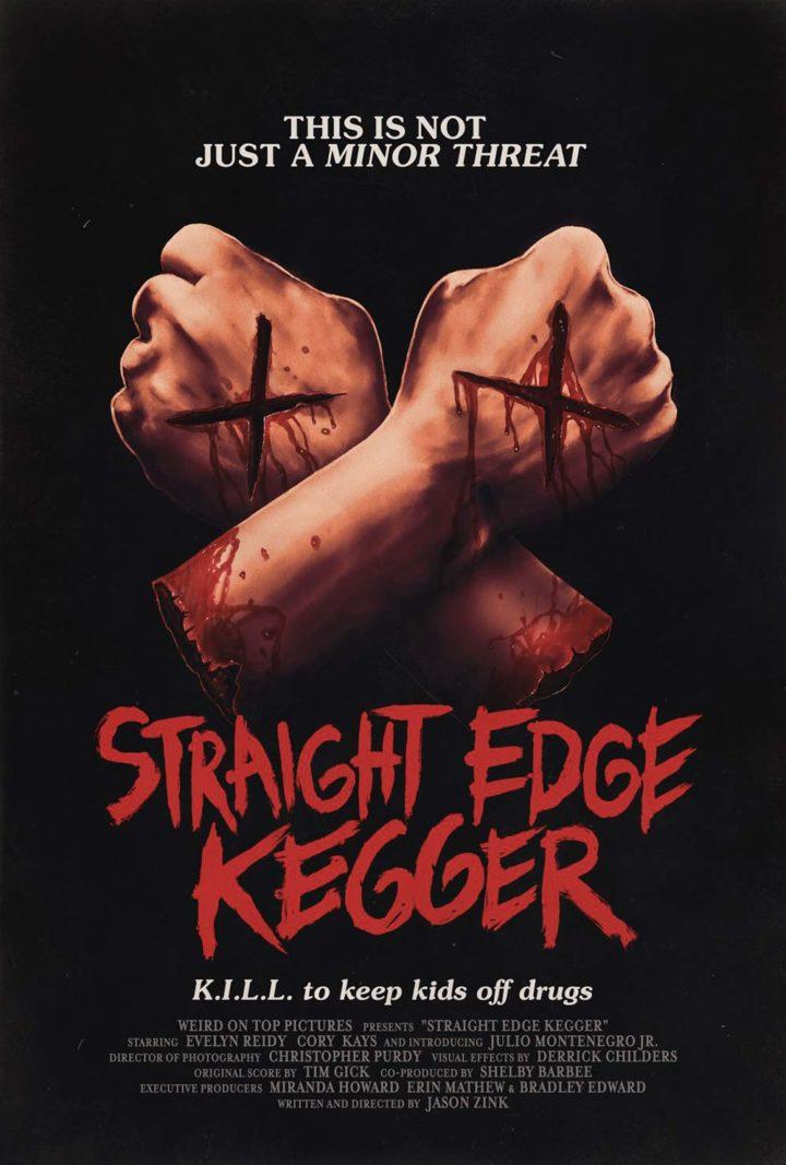 Straight Edge Kegger - Poster