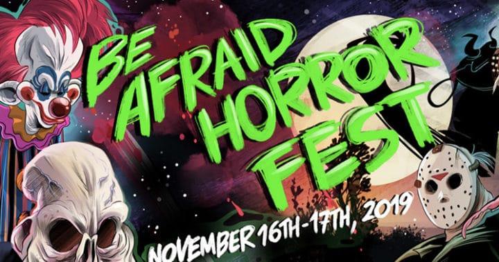 Be Afraid Horror Fest - (Gorizia)