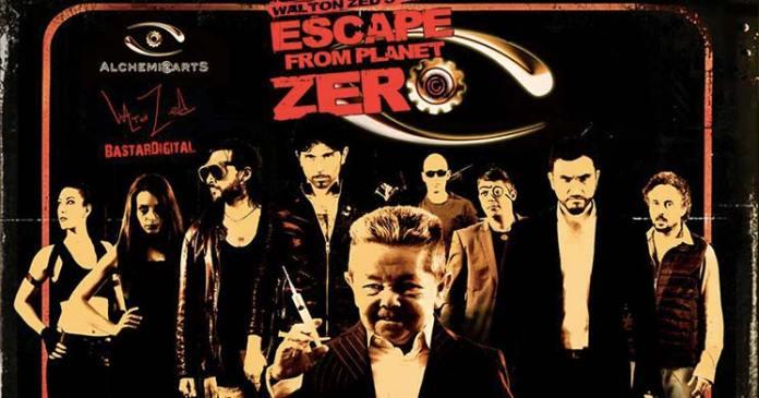Escape from Planet Zero - Recensione