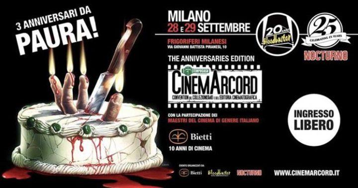 Cinemarcord bloodbuster nocturno bietti evento