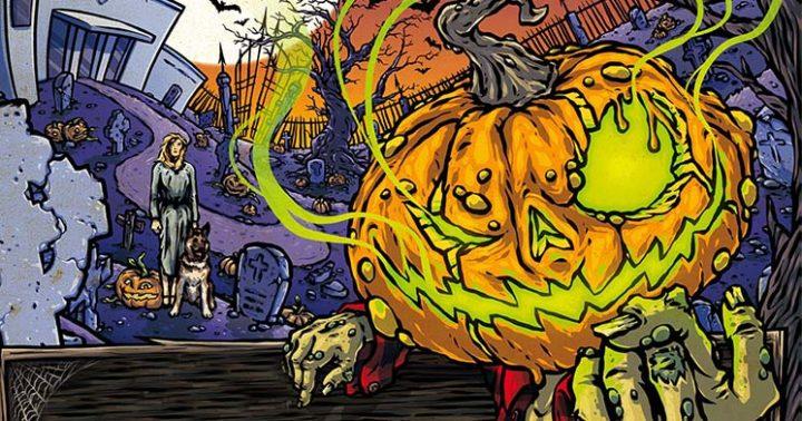 Halloween Marathon Part III