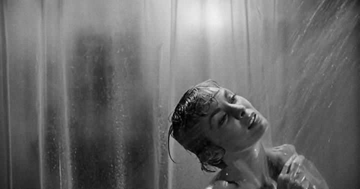 Psycho - La scena della doccia