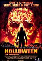 Halloween – The Beginning (2007) - Locandina