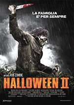 Halloween II (2009) - Locandina