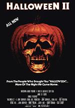 Il signore della morte (Halloween II) - locandia