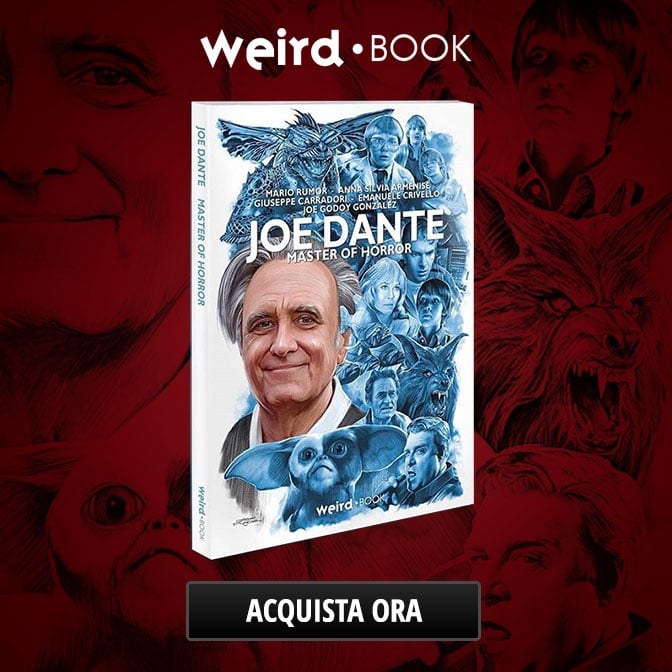 Joe Dante - Master of Horror - Banner