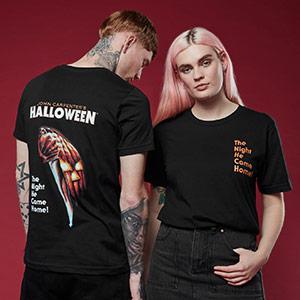 Zavvi - Hallween t-shirt