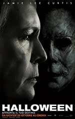 Halloween (2018) - Locandina