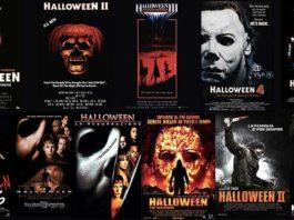 Halloween i film della saga