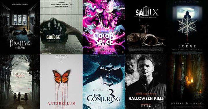 Tutti i film horror in uscisa nel 2020