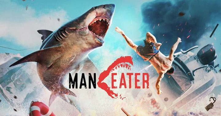 Maneater videogame