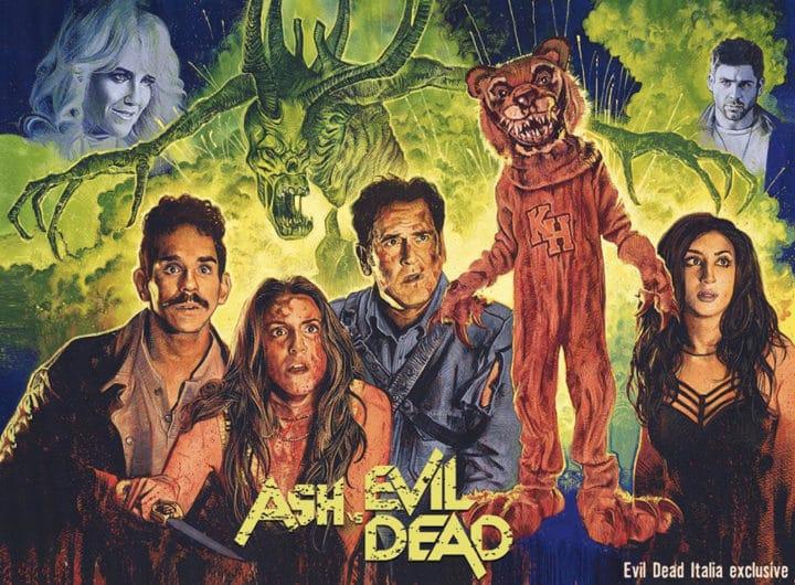 Evil Dead Now - (Evil Dead 4)