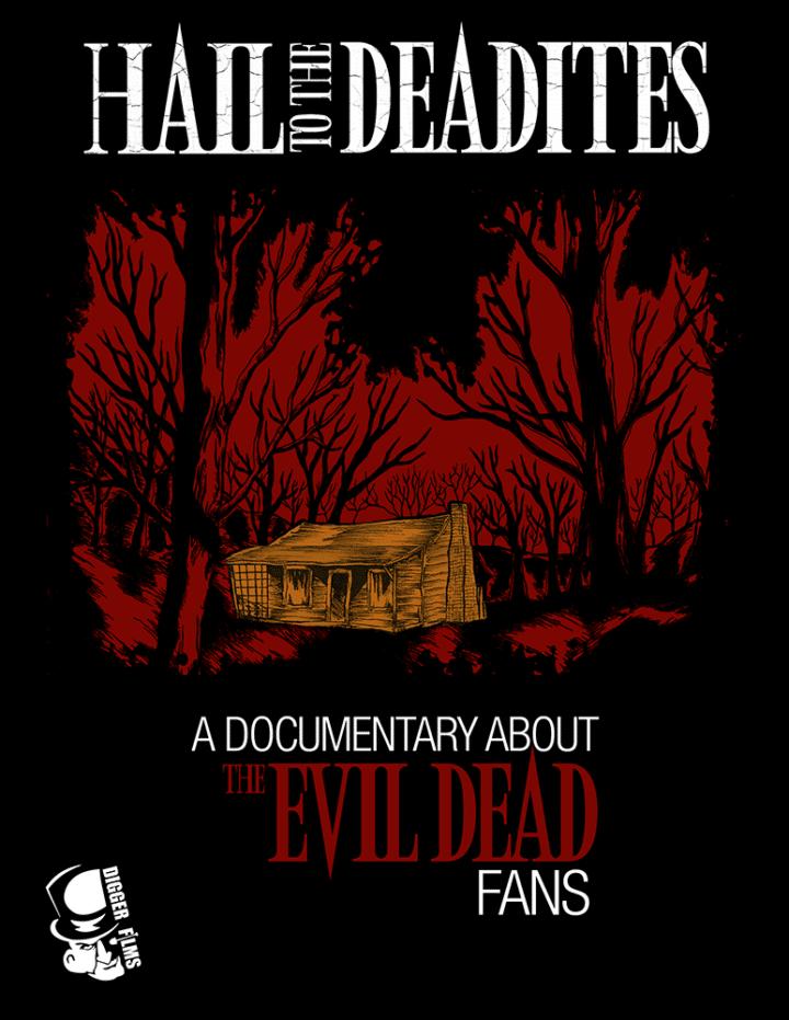 Hail to the Deadites - Poster