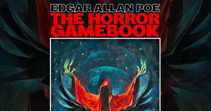 Edgar Allan Poe - The Horror Gamebook