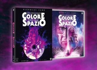 Il colore venuto dallo spazio - Cg Entertainment