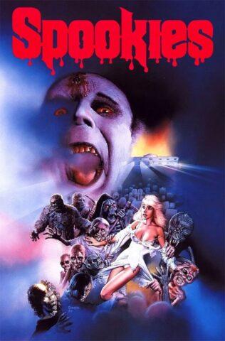 Spookies - Poster