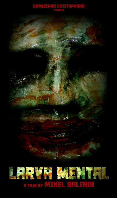 Larva Mental - poster