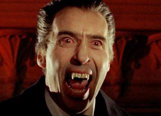 Christopher Lee - Dracula
