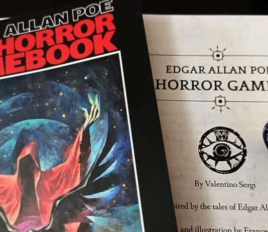 Edgar Allan Poe - The Horror Gamebook - Recensione