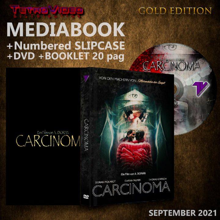 Carcinoma - DVD mediabook