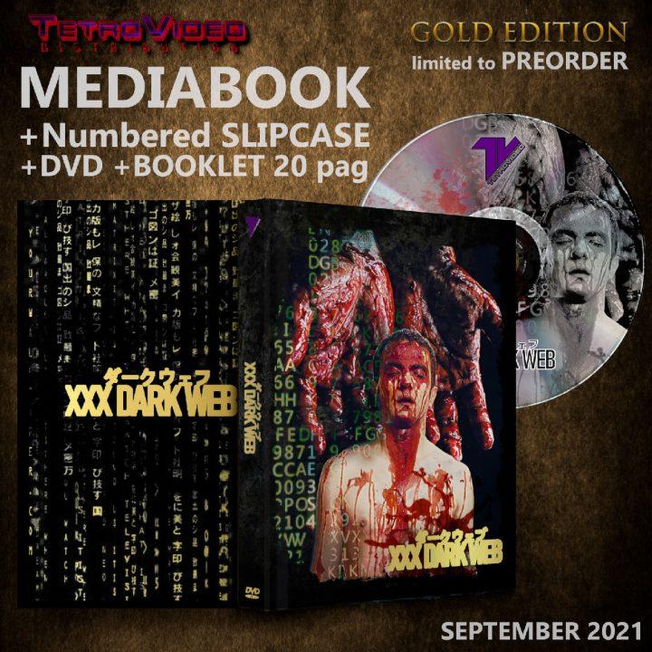 XXX Dark-Web - dvd mediabook