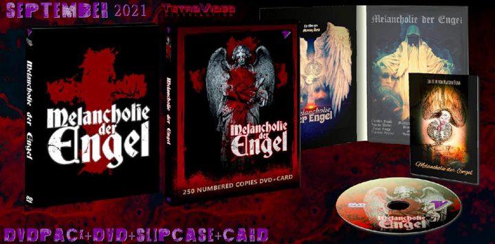 Melancholie Der Engel - dvd pack