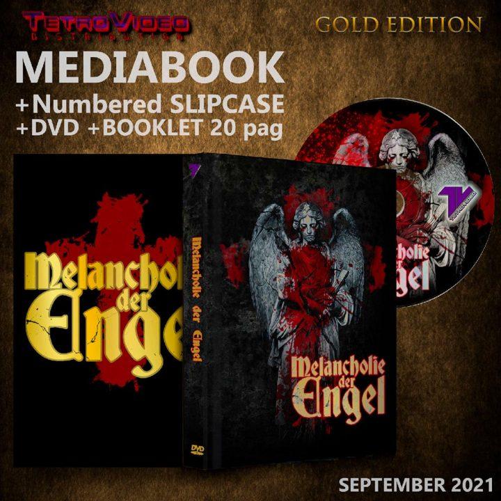 Melancholie Der Engel - dvd mediabook